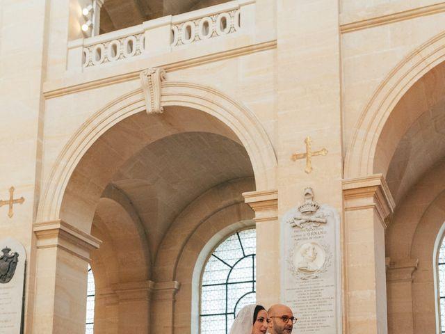 Le mariage de Benjamin et Anne-Cécile à Paris, Paris 35