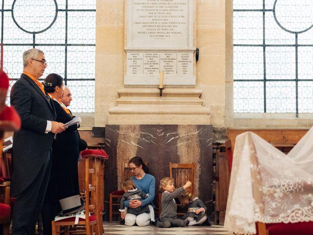 Le mariage de Benjamin et Anne-Cécile à Paris, Paris 44