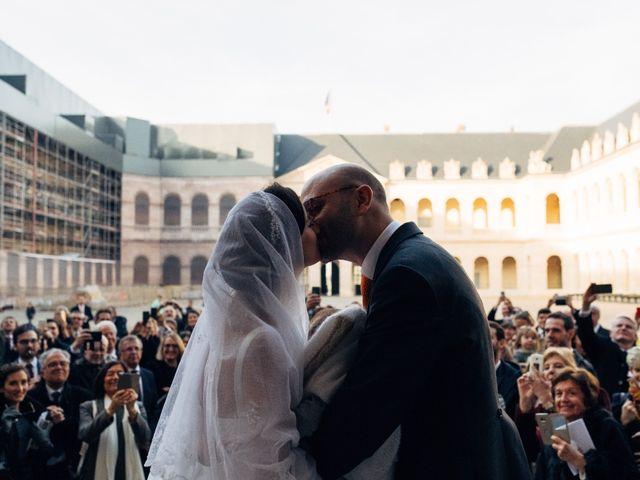 Le mariage de Benjamin et Anne-Cécile à Paris, Paris 57