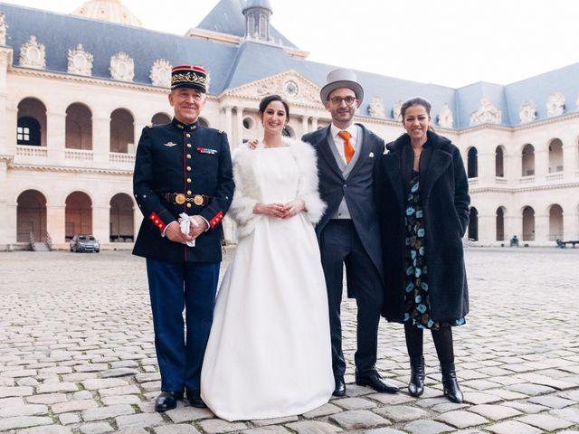 Le mariage de Benjamin et Anne-Cécile à Paris, Paris 61
