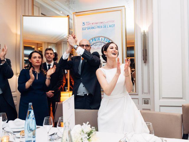 Le mariage de Benjamin et Anne-Cécile à Paris, Paris 74