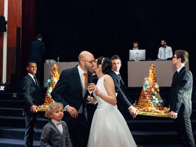 Le mariage de Benjamin et Anne-Cécile à Paris, Paris 86