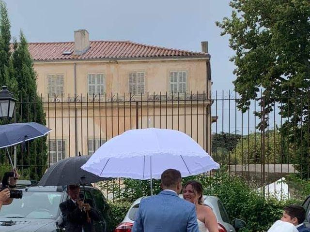 Le mariage de Jean Christophe et Christelle  à Allauch, Bouches-du-Rhône 1