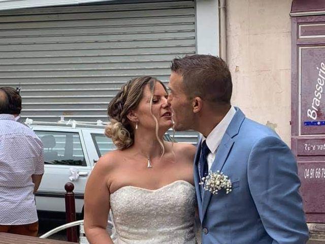 Le mariage de Jean Christophe et Christelle  à Allauch, Bouches-du-Rhône 4