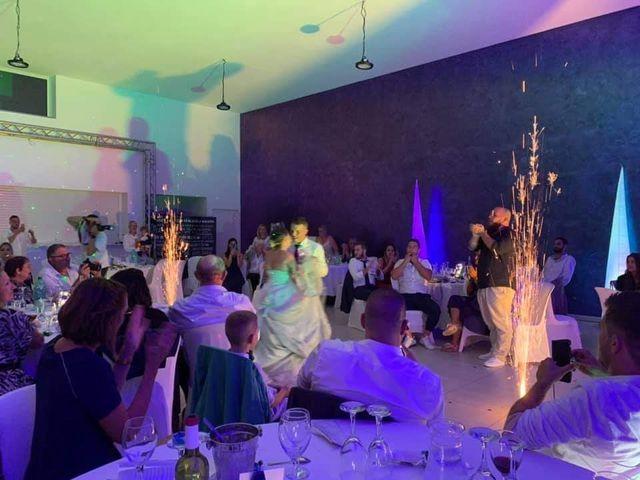 Le mariage de Jean Christophe et Christelle  à Allauch, Bouches-du-Rhône 8