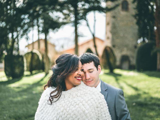Le mariage de Timothée et Marie à Villebois, Ain 29