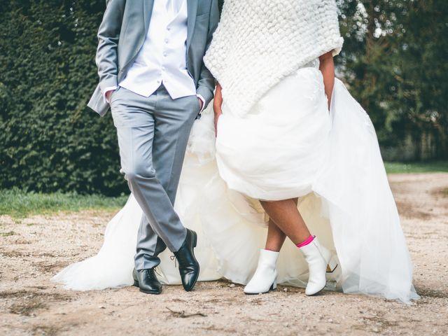 Le mariage de Timothée et Marie à Villebois, Ain 1