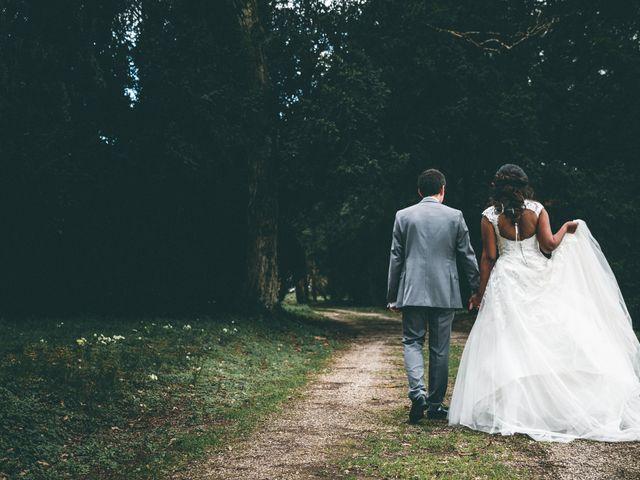 Le mariage de Timothée et Marie à Villebois, Ain 33