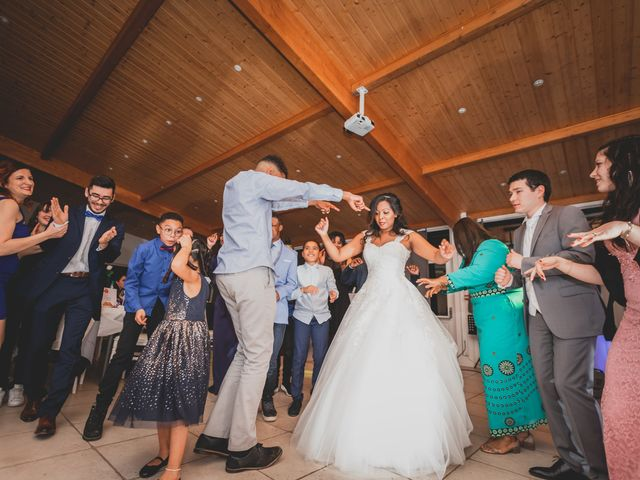 Le mariage de Timothée et Marie à Villebois, Ain 56