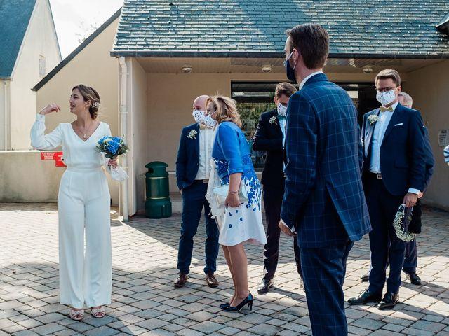 Le mariage de Quentin et Laetitia à Saint-Malo, Ille et Vilaine 19