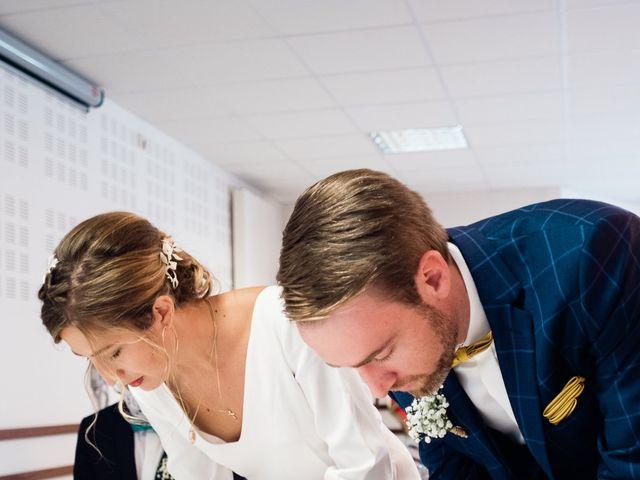 Le mariage de Quentin et Laetitia à Saint-Malo, Ille et Vilaine 23