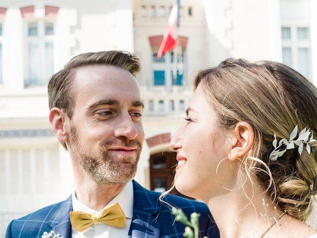 Le mariage de Quentin et Laetitia à Saint-Malo, Ille et Vilaine 25