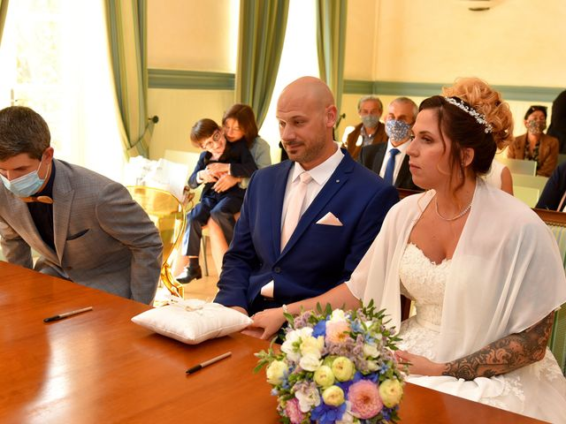 Le mariage de Barthelemy et Tiffany à Pennautier, Aude 4