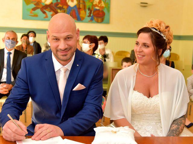 Le mariage de Barthelemy et Tiffany à Pennautier, Aude 5