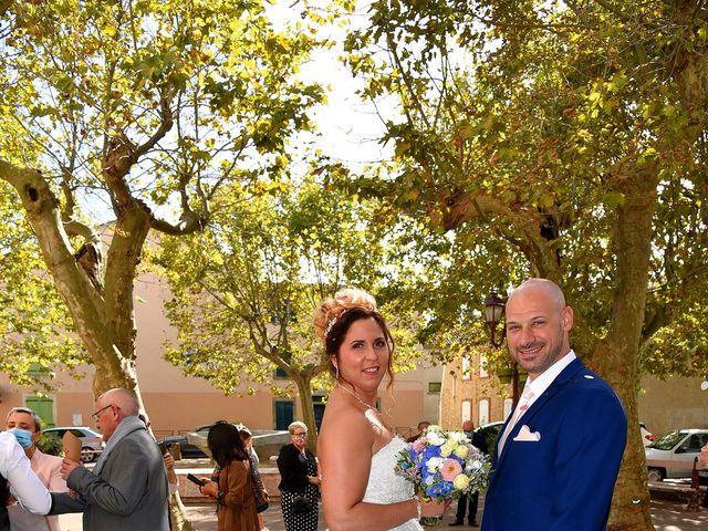 Le mariage de Barthelemy et Tiffany à Pennautier, Aude 7