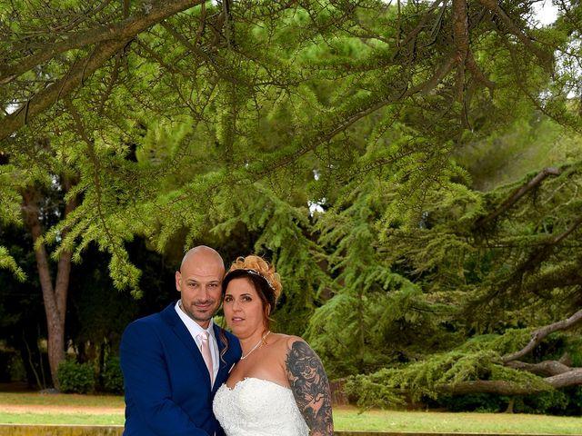 Le mariage de Barthelemy et Tiffany à Pennautier, Aude 8