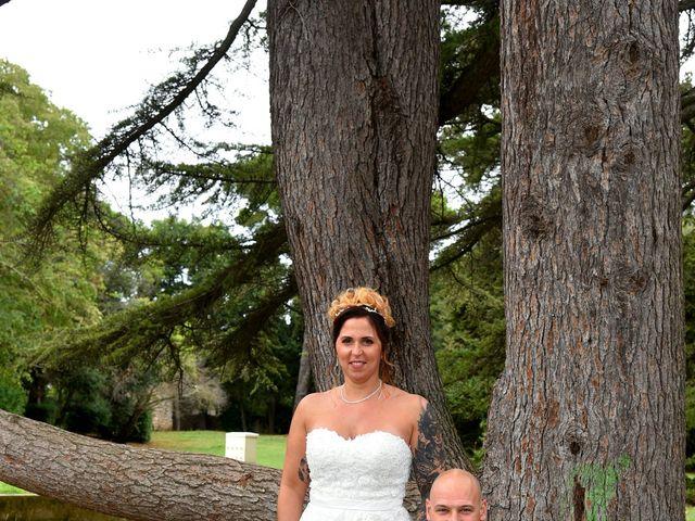 Le mariage de Barthelemy et Tiffany à Pennautier, Aude 9