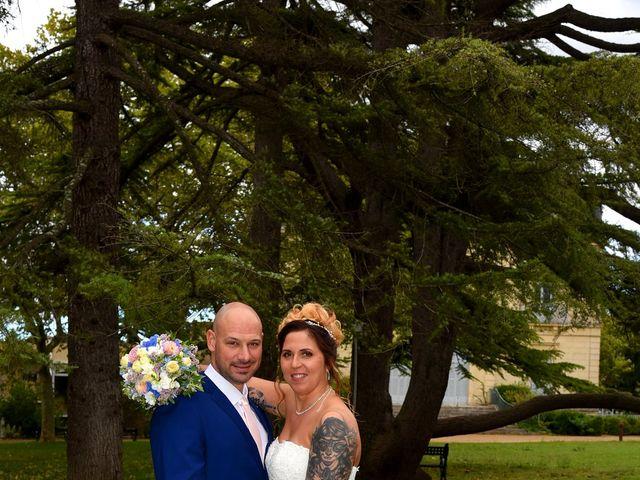 Le mariage de Barthelemy et Tiffany à Pennautier, Aude 13