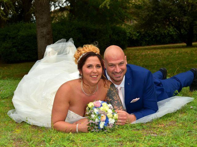 Le mariage de Tiffany et Barthelemy