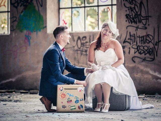Le mariage de Florian et Aurélie à Wittenheim, Haut Rhin 4