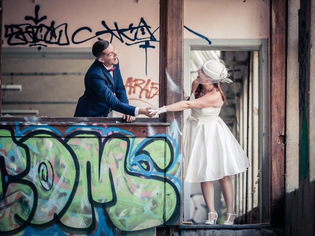 Le mariage de Florian et Aurélie à Wittenheim, Haut Rhin 5
