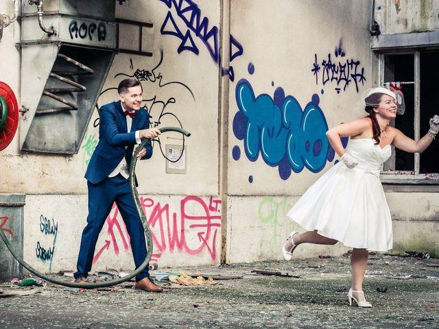 Le mariage de Florian et Aurélie à Wittenheim, Haut Rhin 8