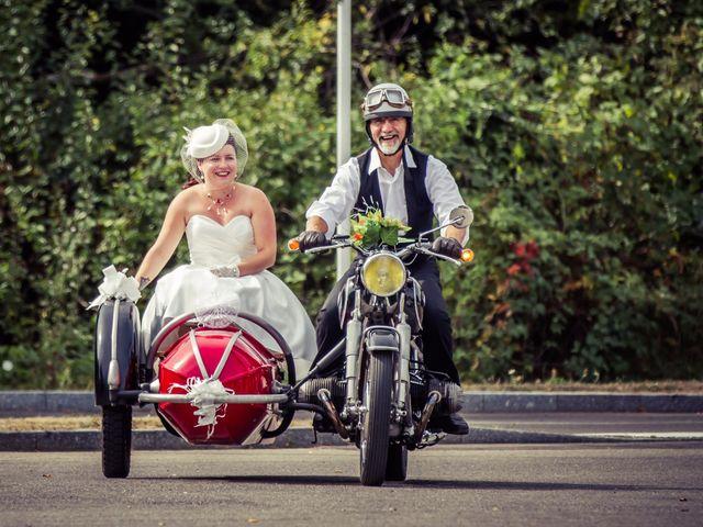 Le mariage de Florian et Aurélie à Wittenheim, Haut Rhin 9