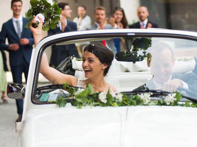 Le mariage de Frédéric  et Isabelle à Le Vigan, Gard 4