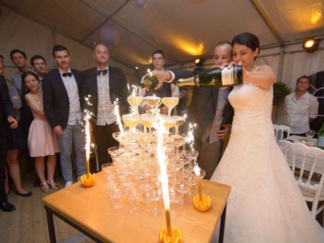 Le mariage de Frédéric  et Isabelle à Le Vigan, Gard 6