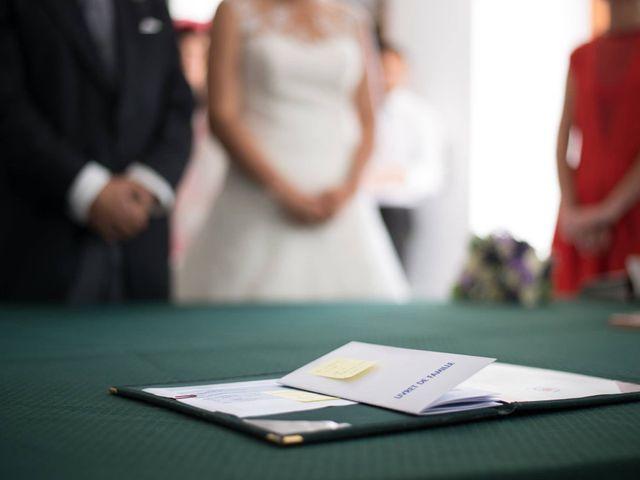 Le mariage de Frédéric  et Isabelle à Le Vigan, Gard 12