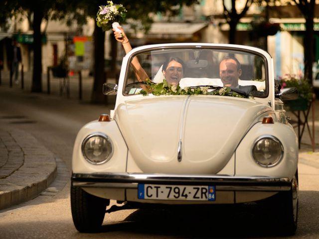Le mariage de Frédéric  et Isabelle à Le Vigan, Gard 16