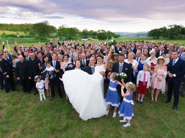 Le mariage de Frédéric  et Isabelle à Le Vigan, Gard 27