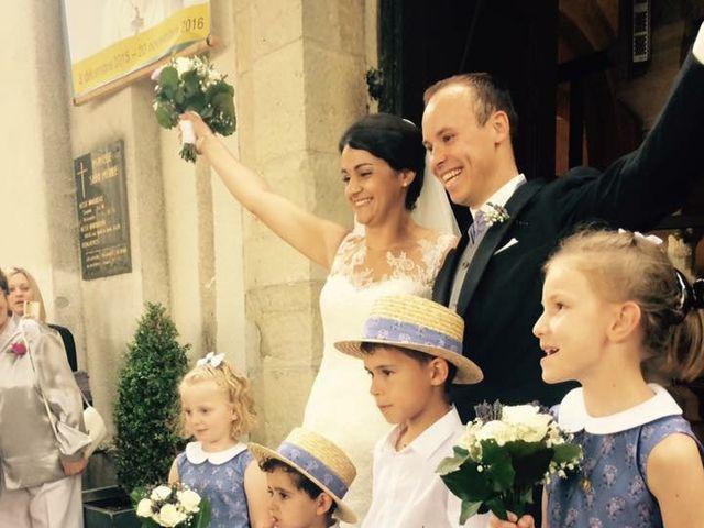 Le mariage de Frédéric  et Isabelle à Le Vigan, Gard 28