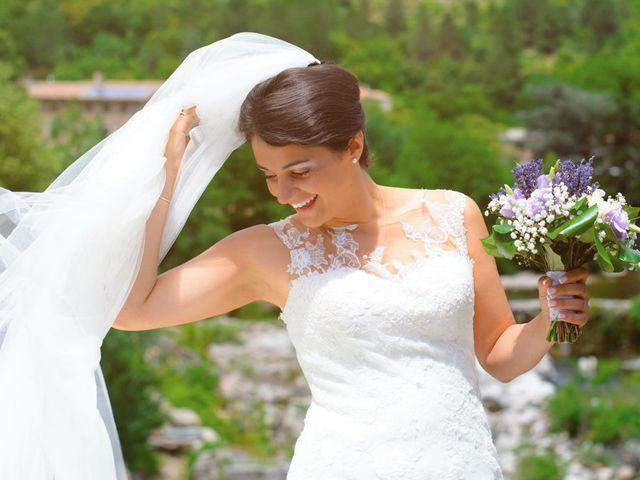 Le mariage de Frédéric  et Isabelle à Le Vigan, Gard 29