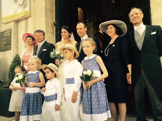 Le mariage de Frédéric  et Isabelle à Le Vigan, Gard 30