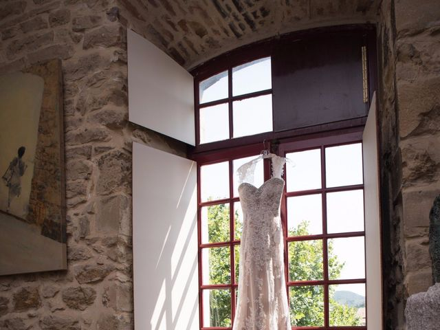 Le mariage de Nicolas et Sonya à Vénéjan, Gard 3