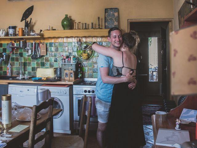 Le mariage de Nicolas et Sonya à Vénéjan, Gard 6