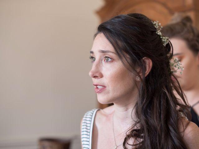 Le mariage de Nicolas et Sonya à Vénéjan, Gard 8