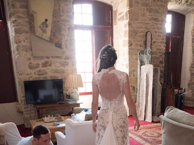 Le mariage de Nicolas et Sonya à Vénéjan, Gard 11