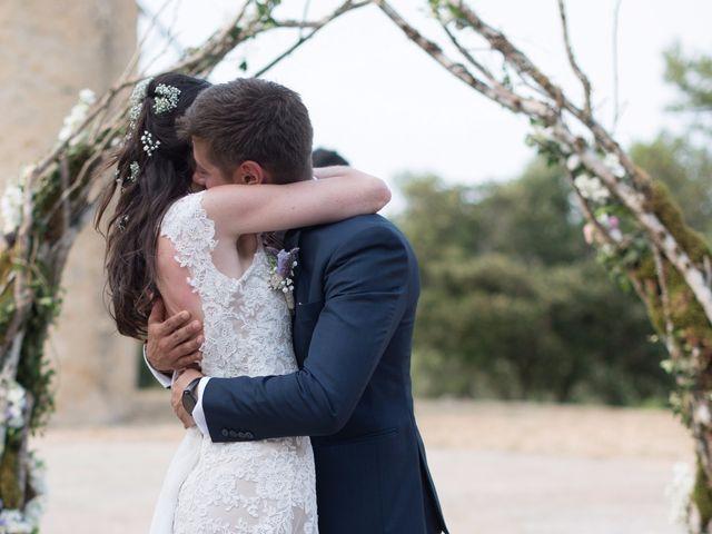 Le mariage de Nicolas et Sonya à Vénéjan, Gard 22