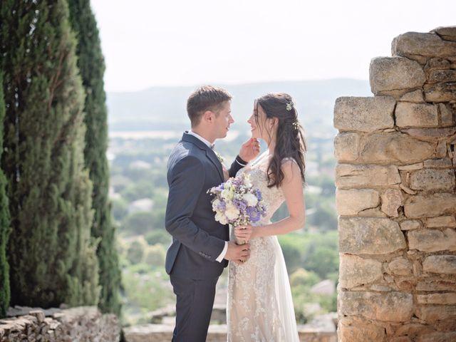 Le mariage de Sonya et Nicolas