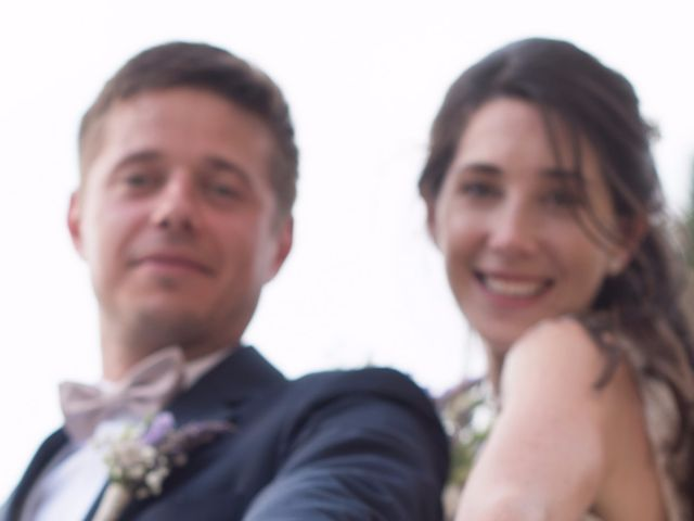 Le mariage de Nicolas et Sonya à Vénéjan, Gard 32