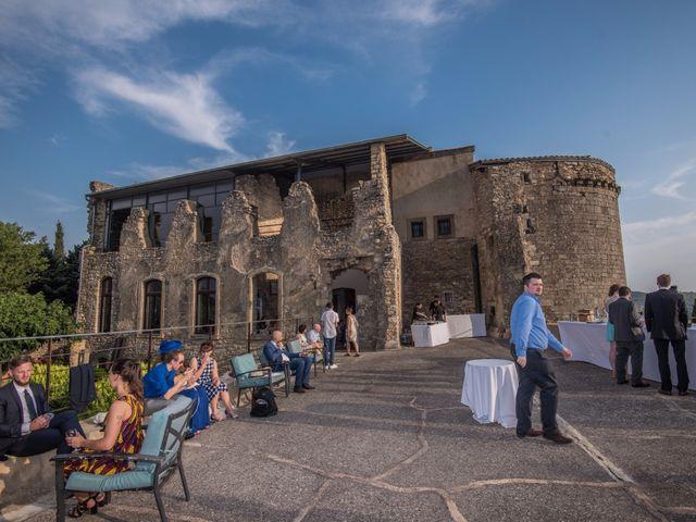 Le mariage de Nicolas et Sonya à Vénéjan, Gard 47