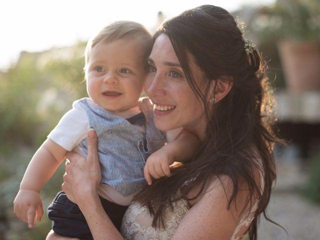 Le mariage de Nicolas et Sonya à Vénéjan, Gard 41