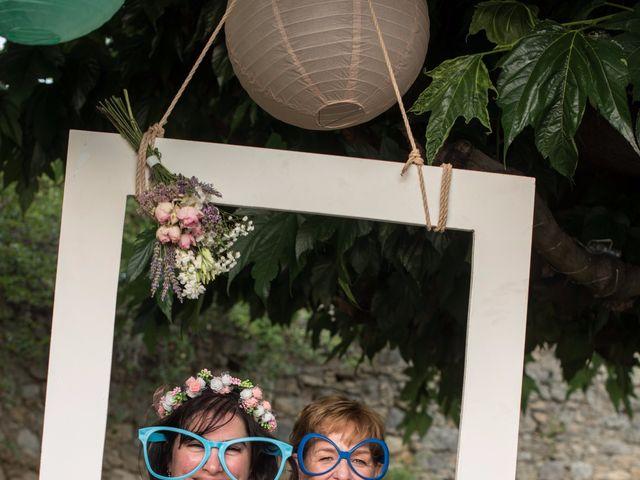 Le mariage de Nicolas et Sonya à Vénéjan, Gard 65