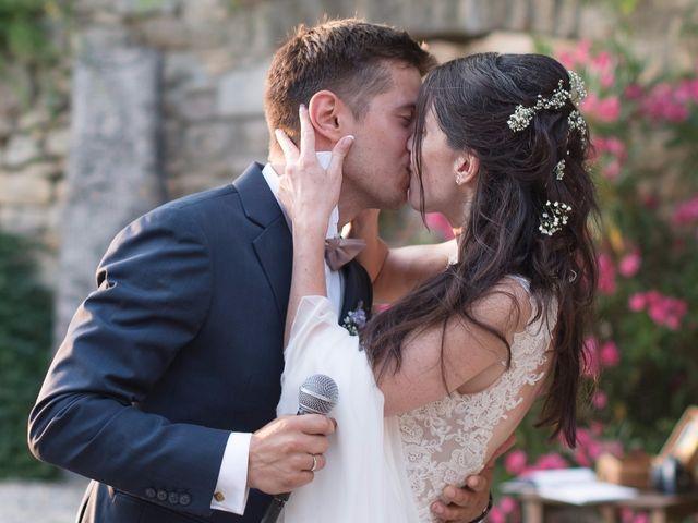 Le mariage de Nicolas et Sonya à Vénéjan, Gard 39