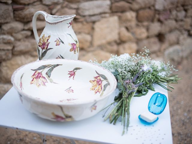 Le mariage de Nicolas et Sonya à Vénéjan, Gard 61