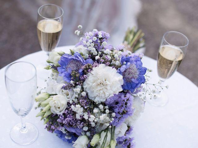 Le mariage de Nicolas et Sonya à Vénéjan, Gard 43