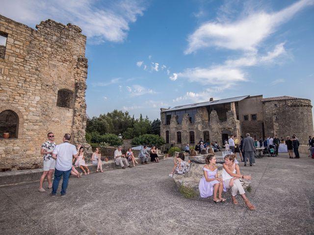 Le mariage de Nicolas et Sonya à Vénéjan, Gard 45