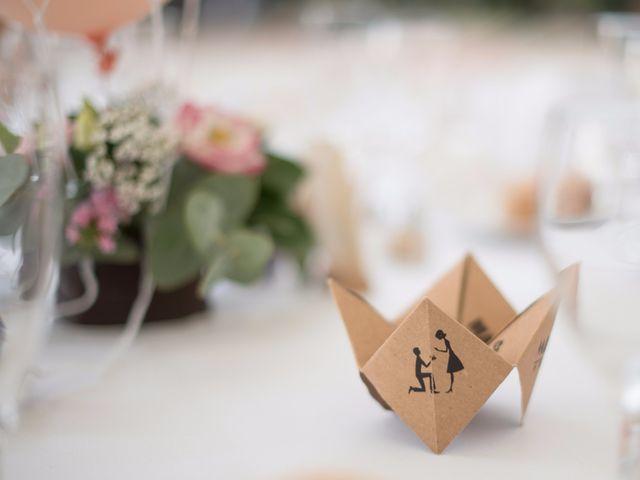 Le mariage de Nicolas et Sonya à Vénéjan, Gard 55